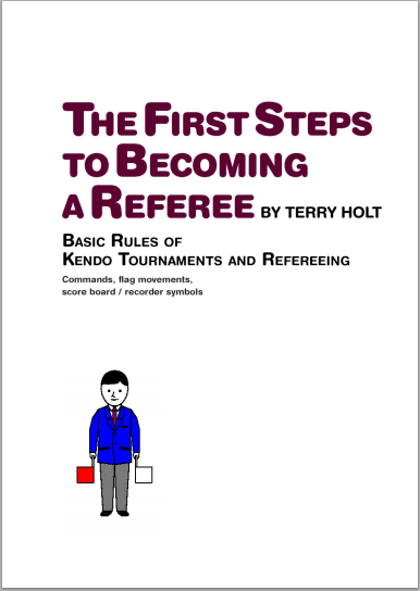 The First Steps to Becoming a Referee. Click the image for the PDF.