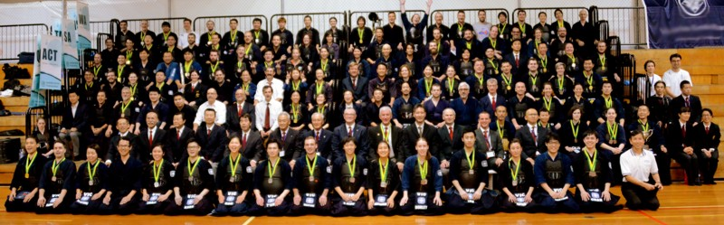 43rd AKC Group Photo